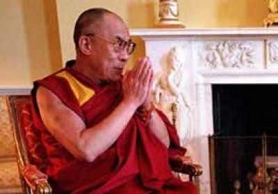 The past is past, says Dalai Lama on New Year greetings