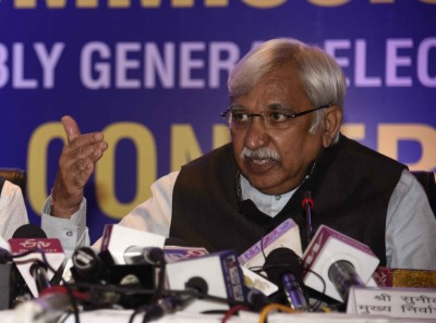 Those voters excluded from NRC can vote in Assam: CEC
