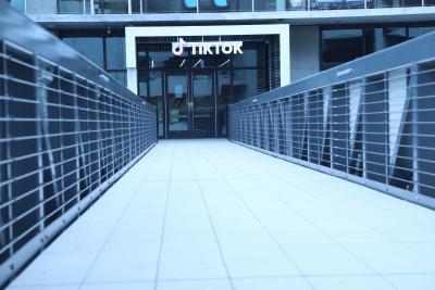 TikTok unveils 1st AR filter with iPhone 12 Pro's LiDAR camera