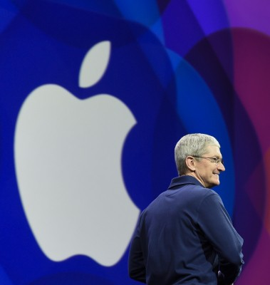 Tim Cook's pay up 40% in 2020 as Apple's market cap hits $2.2 tn