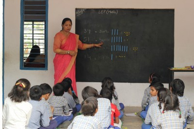 UP's primary teachers to get corporate appraisal system