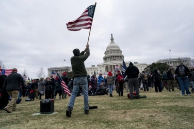 US Capitol Police probing officers over riot