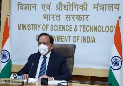 Vax safety has been guiding principle, shun rumours: Harsh Vardhan