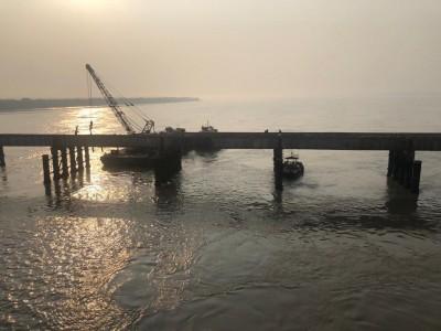 Western Railway's 156-year-old Thane Creek bridges being dismantled