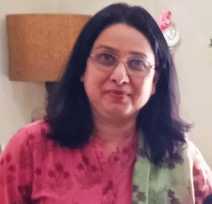 Salma Ahmed Farooqui