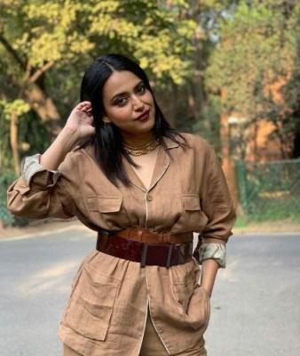 Why Swara Bhaskar takes her identity as an actress seriously