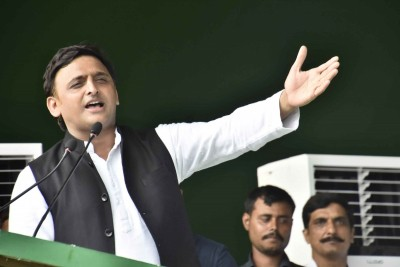 Won't get vaccinated since I don't trust BJP's vaccine: Akhilesh