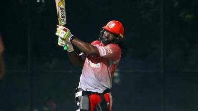 Would love to see T10 cricket within Olympics, says Gayle