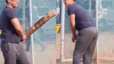 Watch: Aamir Khan spotted playing 'gully cricket' with kids