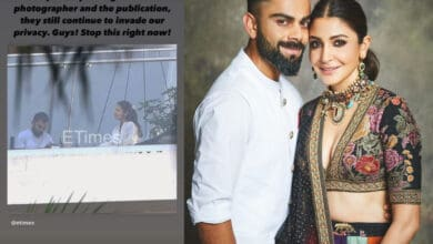 Anushka Sharma hits out at entertainment portal for invading her privacy
