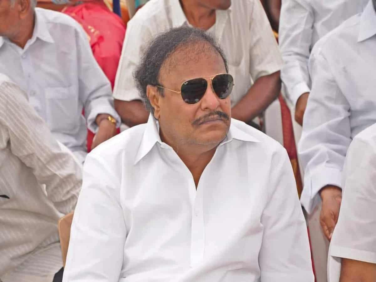 YSRCP MLC Challa Ramakrishna Reddy passes away