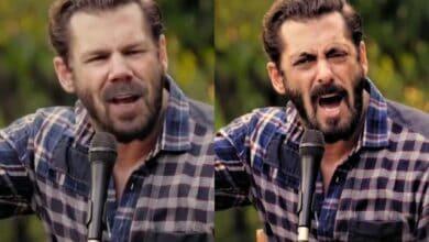 Watch: David Warner grooves to Salman Khan and Ruhaan Arshad's 'Bhai Bhai' song