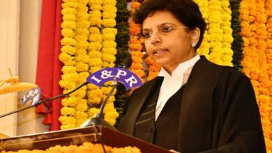 Justice Hima Kohli becomes first woman chief justice of Telangana high court