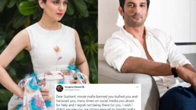 I regret not being there for you: Kangana pens note on Sushant Singh Rajput's birth anniversary