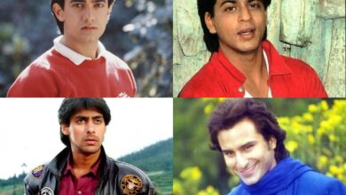 SRK, Aamir, Saif & Salman, which Khan's Bollywood debut was the best?