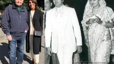 Neetu Kapoor remembers Rishi Kapoor on their wedding anniversary with an emotional video