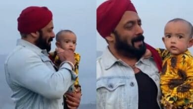 Watch: Salman Khan dances with niece Ayat on his song 'Tu Jo Mila'