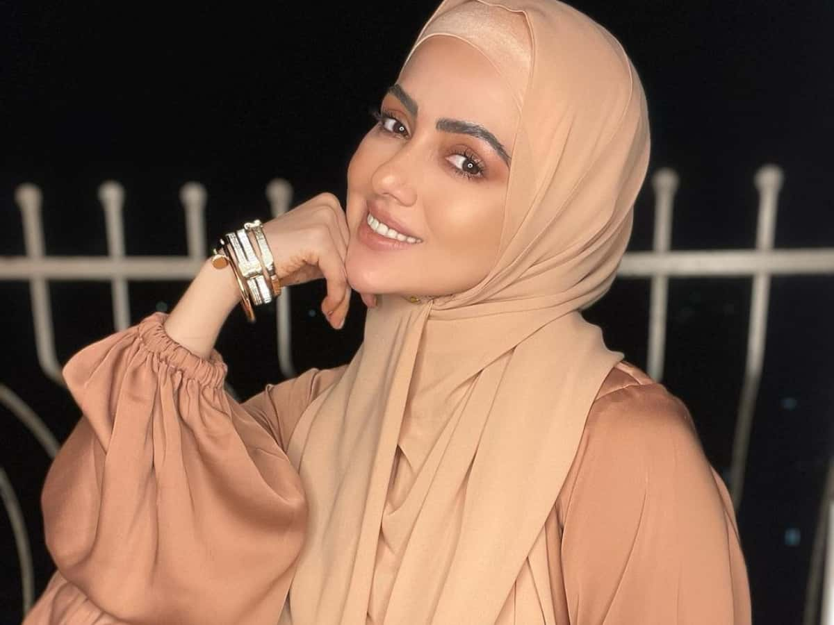 Sana Khan Sayied flaunts new abaya looks in her latest Insta post, see pics