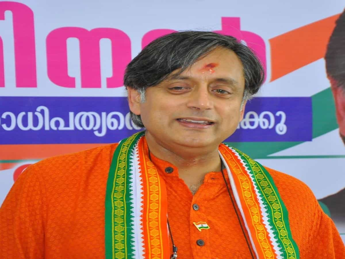 Shashi Tharoor welcomes Kamal Haasan's idea of paying wages to homemakers