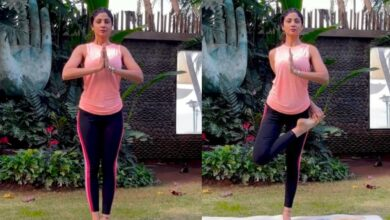 [VIDEO] Shilpa Shetty shares best Yoga tips for winter