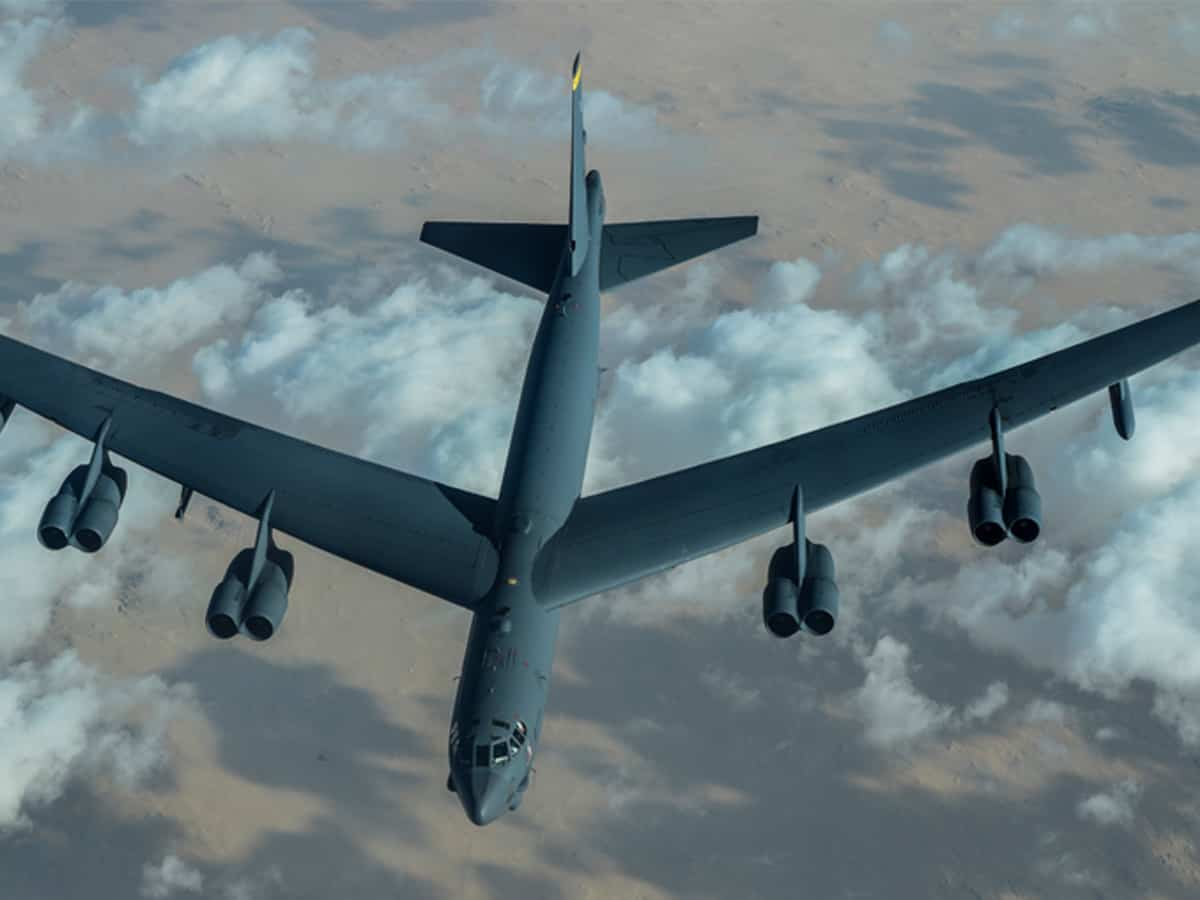US flies B-52 bombers over Middle East, evokes response from Iran