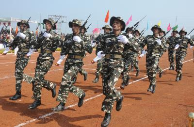 125 CAPF companies in Bengal for 'area domination'