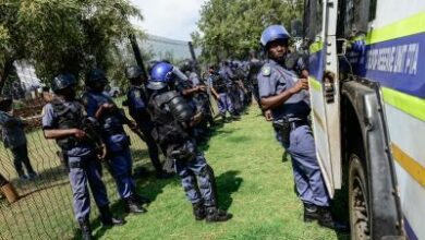 570 South African police officers succumb to Covid-19