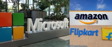 Amazon, Flipkart, Microsoft to pay 2% extra tax now