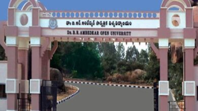 BR Ambedkar open university to conduct UG semester from March 13