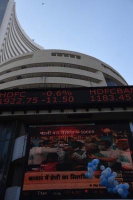 Budget boosts bourses, Sensex rises over 1,400 points (Roundup)