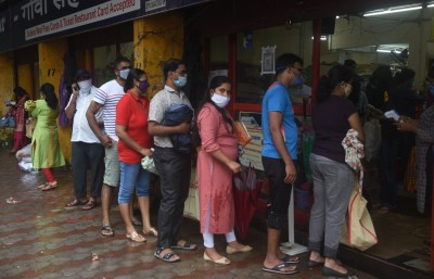 Covid-19 tally spikes in Goa; 100 cases reported