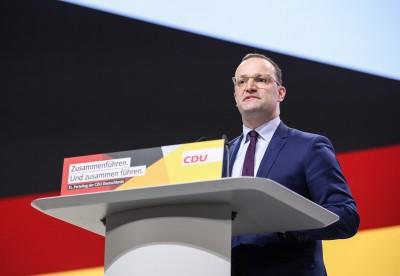 Coronavirus variants spreading rapidly in Germany, health minister warns