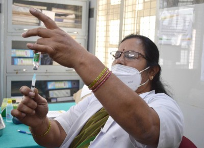 Covid cases in Andhra outstrip recoveries for second day