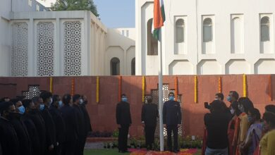 Indian Consulate in Dubai