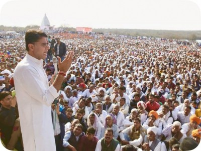 Farmers' future under threat from new laws: Sachin Pilot