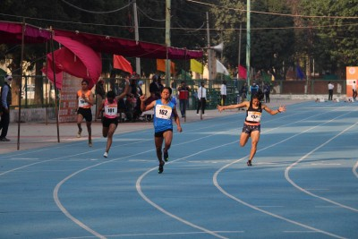 GP Athletics: Dutee wins 100m, none could qualify for Olympics