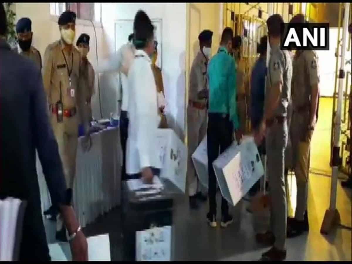 Gujarat local body polls