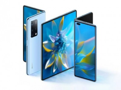 Huawei Mate X2 with 8-inch 90Hz OLED foldable display launched