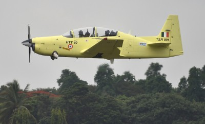 IAF seeks quotation from HAL for basic trainer aircraft