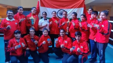 India women top Adriatic Pearl boxing tourney with 5 golds