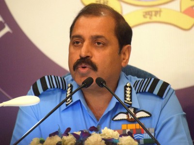 Indian Air Force chief reaches Dhaka on 4-day visit