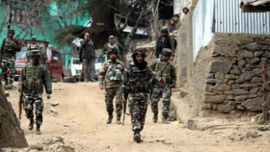 J&K Police arrests 2 terrorist associates