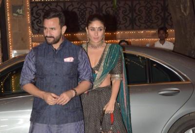 Kareena Kapoor and Saif Ali Khan blessed with baby boy