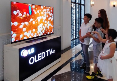 LG Display to invest additional $750M for its Vietnamese plant