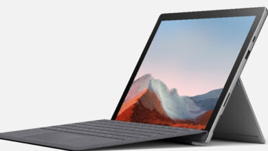 Microsoft launches 'Surface Pro 7+' in India at Rs 83,999
