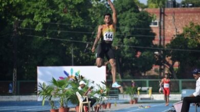My focus is on booking Olympic berth, says long jumper Sreeshankar