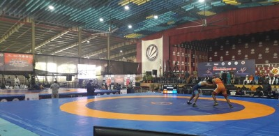 National Greco Roman meet: Services wrestlers reign supreme