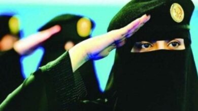 Saudi announces job vacancies for women as first soldiers