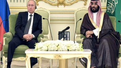 Saudi crown prince Bin Salman, Putin discuss the OPEC+ agreement