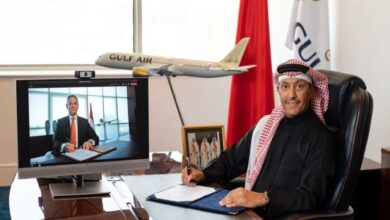 Etihad Airways and Gulf Air sign agreement to strengthen their partnership
